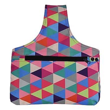 a35bbdc07cf8d Blue-Yan Bolsa de Almacenamiento organizadora de Tejidos y Manualidades  Estuche de Accesorios de Costura
