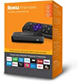 Roku Premiere | 4K/HDR/HD Streaming Player with IR Remote and Premium HDMI Cable (US version 2018)