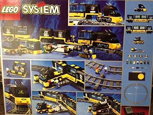 Lego Train Cargo Railway 4559