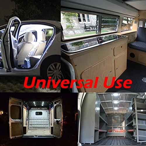 купол 12V 40 LEDs Van