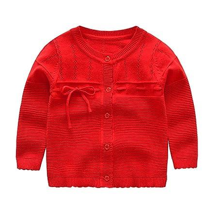 Jersey de Manga Larga para niños Suéter de Manga Larga con Cuello ...