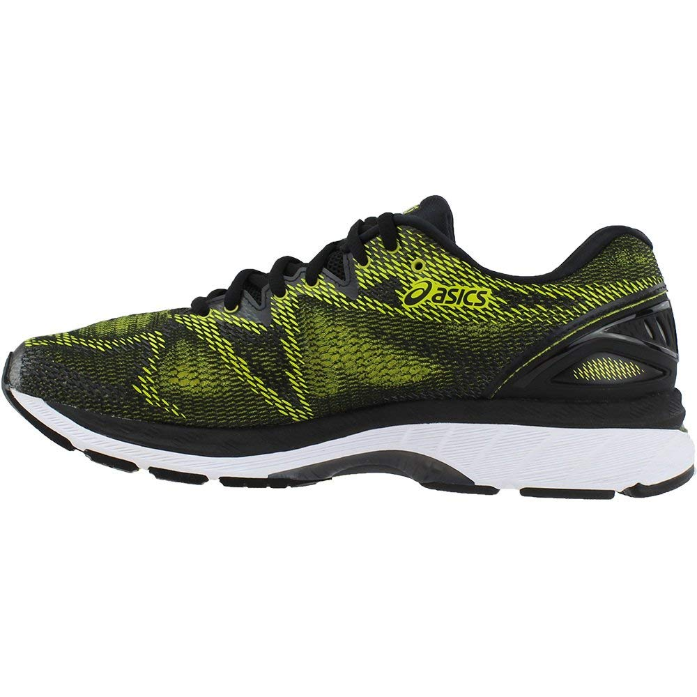 ASICS Men's Gel-Nimbus 20 Running Shoe, Sulphur Spring/Black/White, 6.5 Medium US by ASICS (Image #4)
