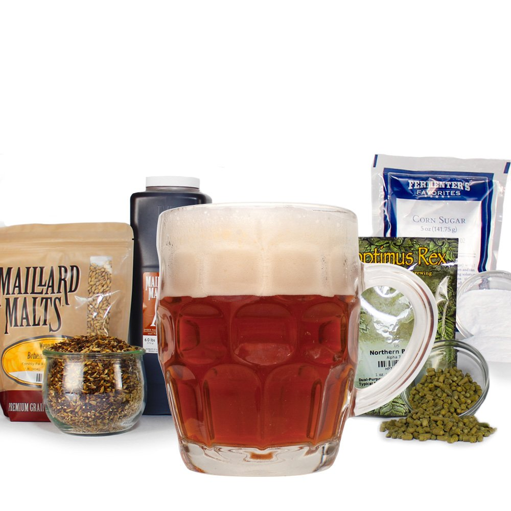 Northern Brewer - Oktoberfest German Lager Extract Beer Recipe Kit - Makes 5 Gallons