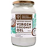 Pacific Organics Organic Virgin Coconut Oil, 700ml