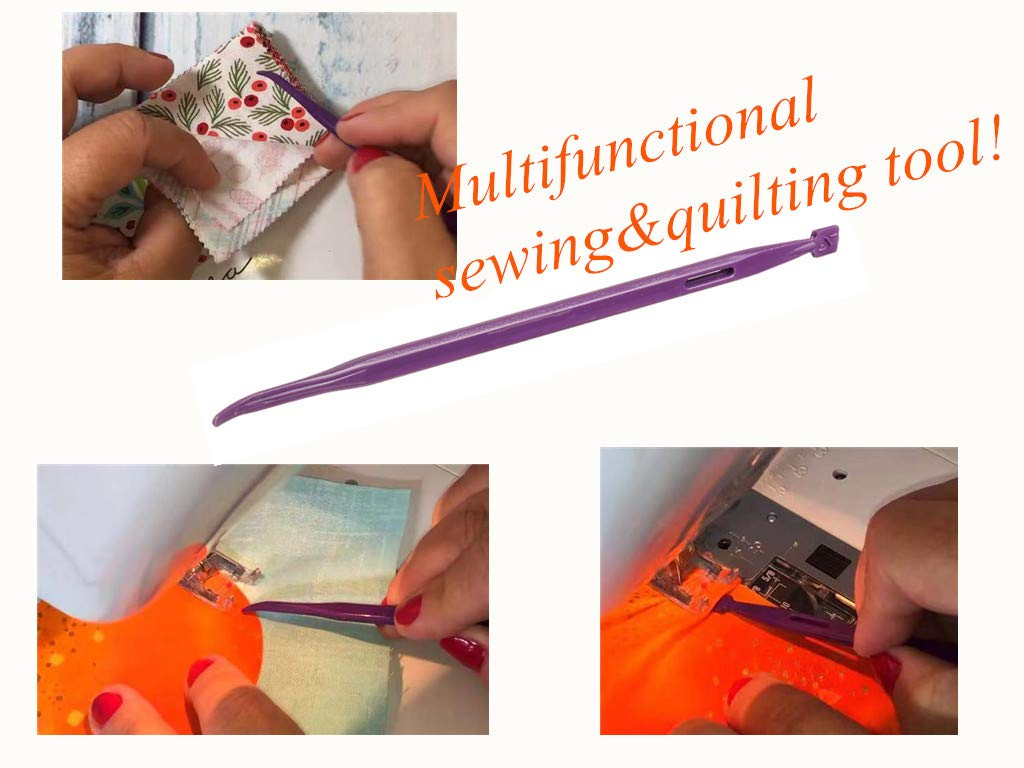 That Purple Thang Multifunctional 2Pcs for Sewing Craft Projects Use by Windman Pink