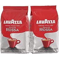 Lavazza koffiebonen qualita rossa (1kg)