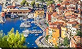 Picture Perfect International French Riviera Giclee Print Canvas Wall Art