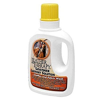 Leather Therapy Leather Laundry Solution 4 Oz - 4oz: Automotive