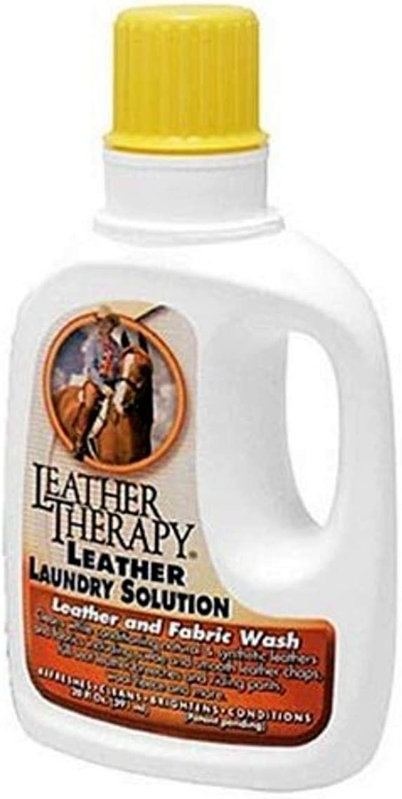 Leather Therapy Leather Laundry Solution 4 Oz - 4oz