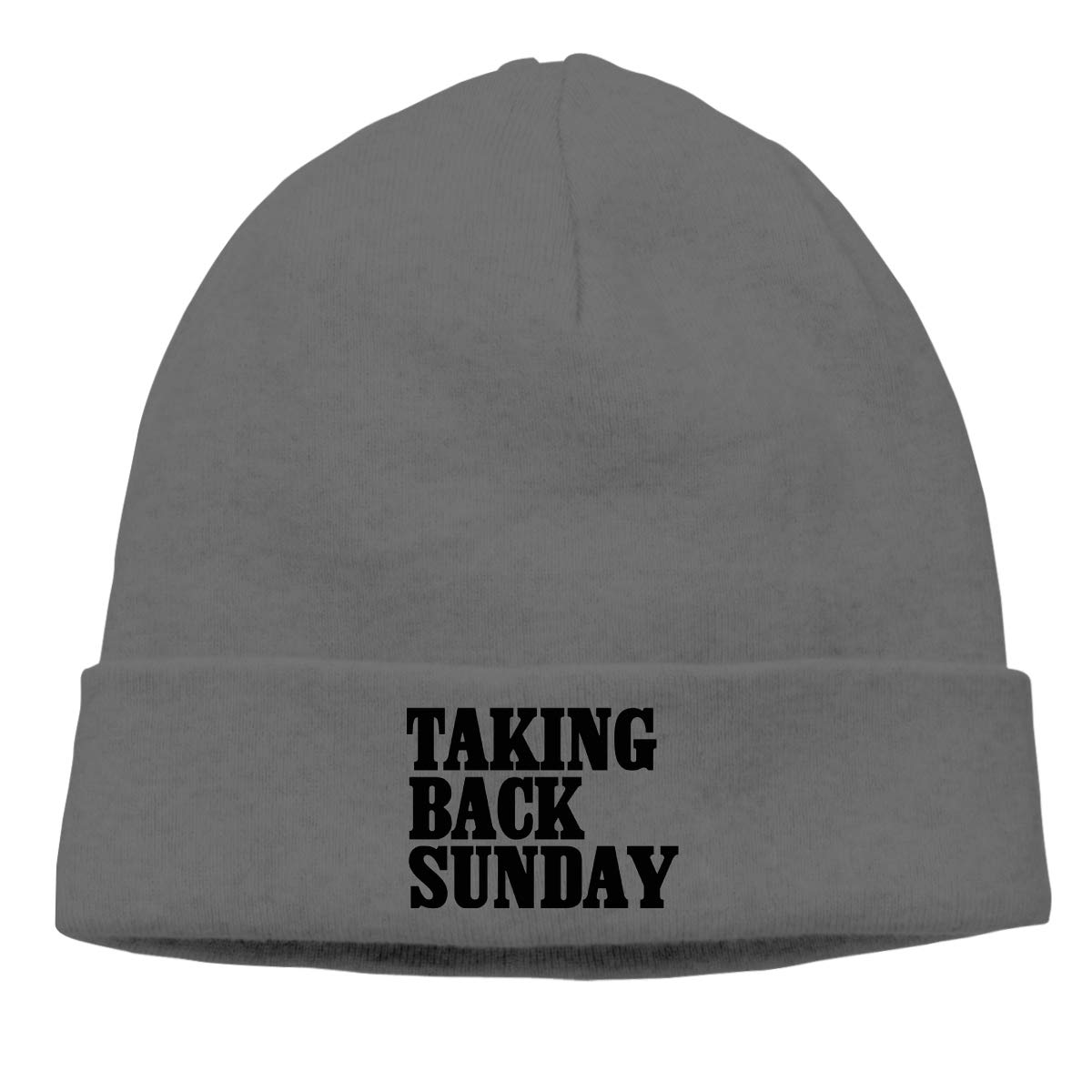 Nskngr Taking Back Sunday Cap Men Winter Summer Warm Serious Beanies Ski Slouchy Hat