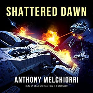 Shattered Dawn Audiobook