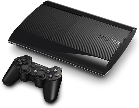 Sony Playstation 3 500GB - videoconsolas (PlayStation 3, Unidad de disco duro, Negro, 802.11b, 802.11g, 1080i, 1080p, 480i, 480p, 576i, 576p, 720p, XDR): Amazon.es: Videojuegos
