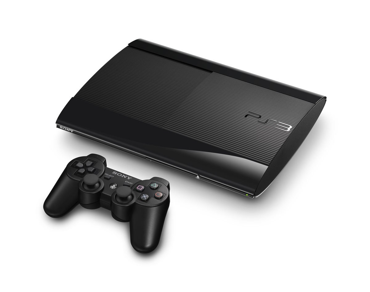 PlayStation 3 500 GB System by Sony (Image #1)