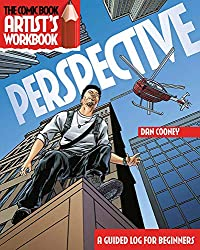 The Comic Book Artist's Workbook: Perspective: A Guided Logbook for Beginners