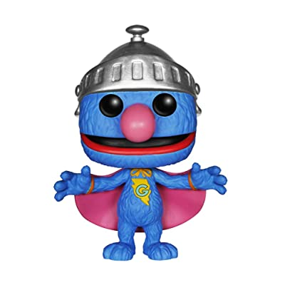 Funko POP TV: Sesame Street Super Grover Action Figure: Funko Pop! Television:: Toys & Games