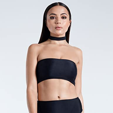 f8ebde3bec Golddigga Womens Choker Bikini Bottoms Black 12  Amazon.co.uk  Clothing