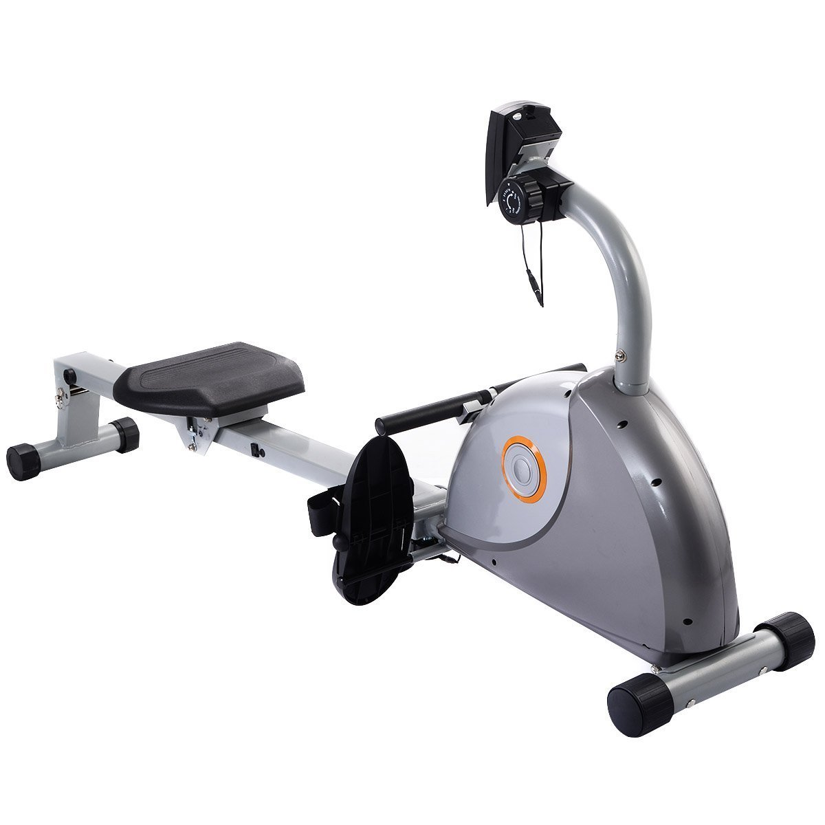GoPlus Magnetic Folding Rower