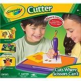 Crayola Cutter can cut were scissors can't!