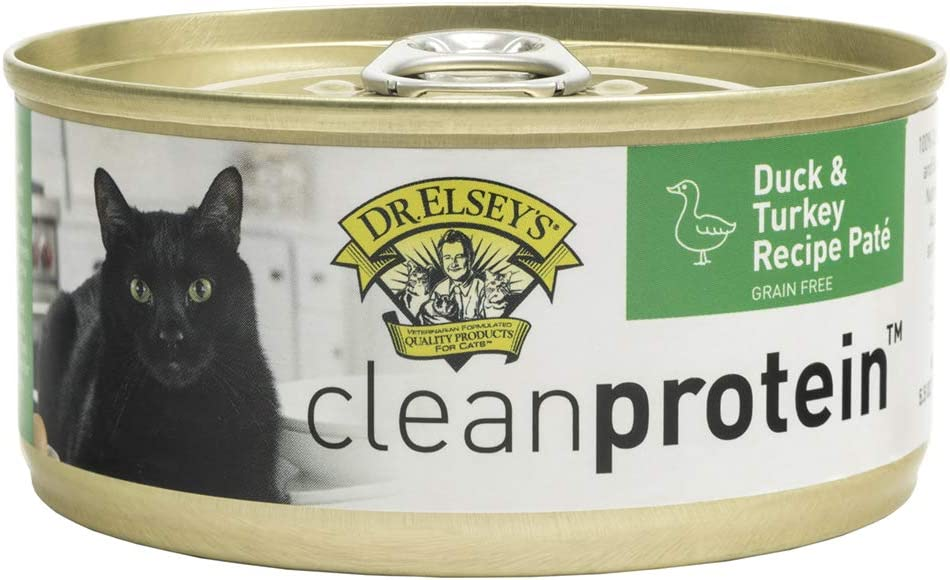 Dr. Elsey's Cleanprotein Wet Duck & Turkey, 5.5 oz.