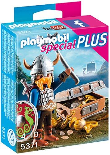 Playmobil-Vikingo-con-tesoro-5371