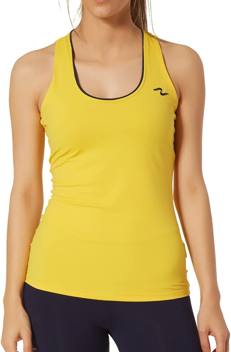Naffta Tenis Padel Camiseta Tirantes, Mujer: Amazon.es: Ropa y ...