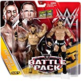 "WWE Wrestling Series 40 Enzo Amore & Big Cass 6"" Action Figure 2-Pack"