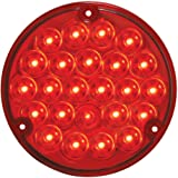"""Grand General 76152 Red 4"""" 24-LED Stop/Turn/Tail Load Light"""