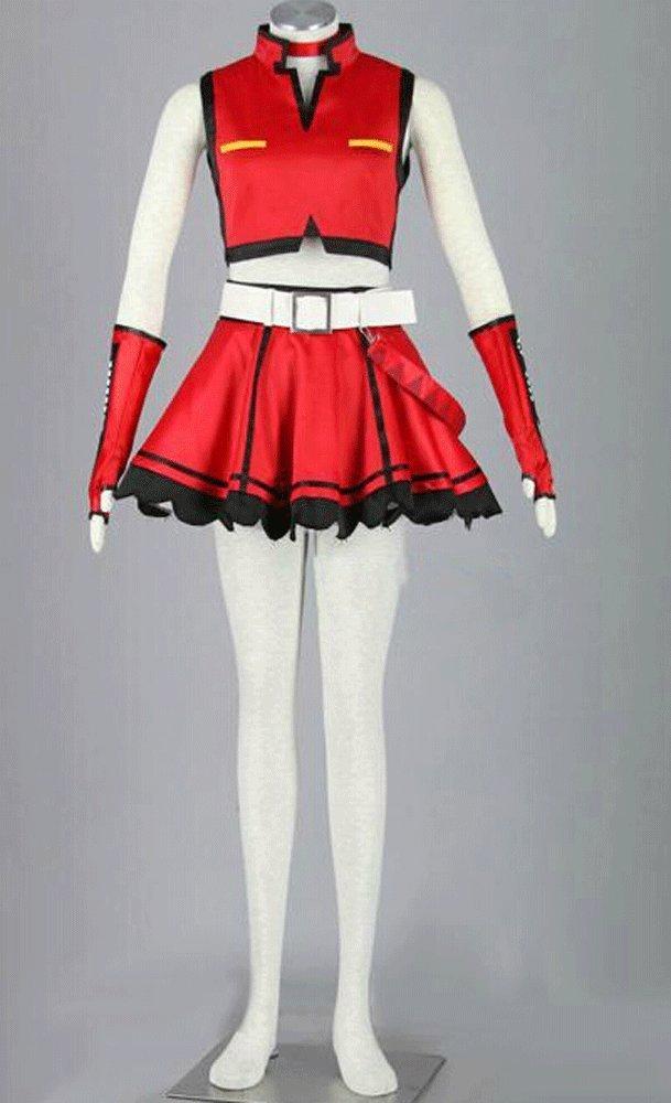 Vocaloid Hatsune Miku Meiko Guoqueen traje de Cosplay traje ...