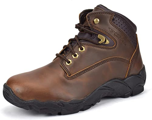Condor Men's Idaho Steel Toe Work Boots