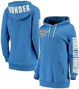 WZHHH Jersey De Baloncesto De Mujer Oklahoma City Thunder ...