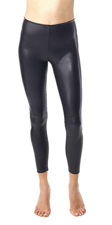 c7d03db06d820e Commando Leggings - SLG13 (Black, Large) at Amazon Women's Clothing store: