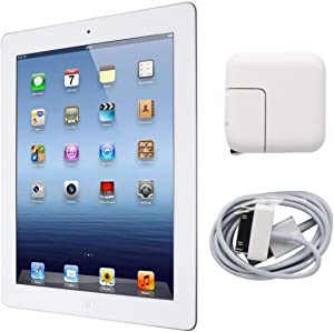 Apple iPad 2 MC980LL/A 9.7-Inch 32GB (White) 1395 - (Renewed)