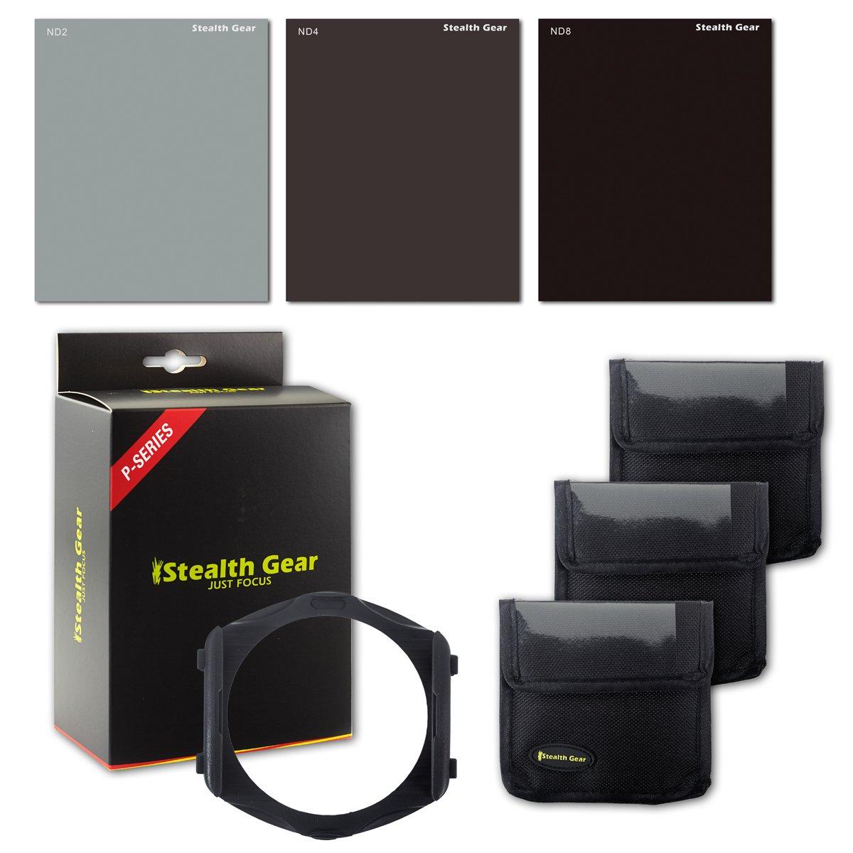 Stealth Gear SGNDKIT ND Filter Kit: Amazon.de: Kamera
