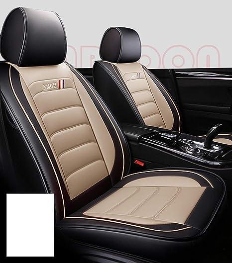 Auto Sitzbezüge Universal Auto Sitzabdeckung Full Set Wasserdichtes Leder For Bmw F10 F11 F15 F16 F20