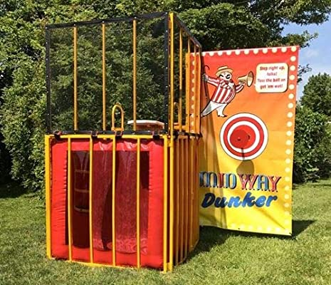 Space Saver Dunk Tank