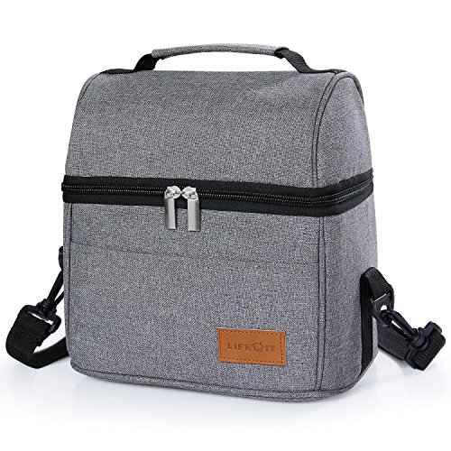 Lifewit Insulated Lunch Box Lunch Bag For Men Women Kids