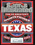 SI: Sports Illustrated Dec 27, 1999 - 2000 Texas 50 Greatest Sports Figures VERY GOOD