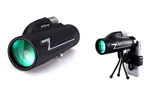 Monocular telescope high powered prism scope waterproof