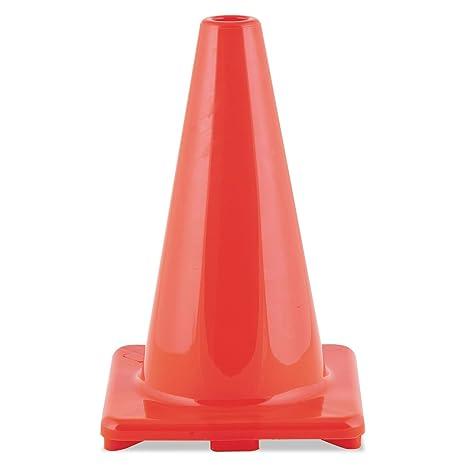 Champion Sports Hi Visibility Flexible 18-Inch Vinyl Cone