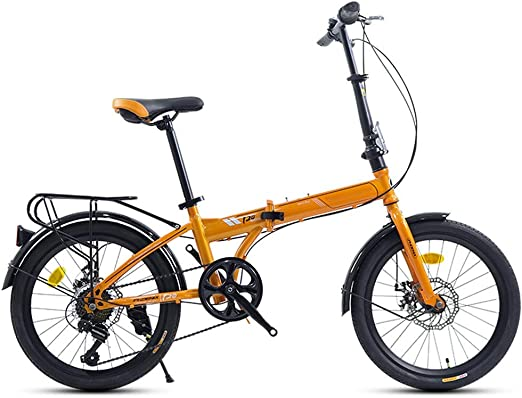TXTC Variable Bici Plegable Velocidad De Bicicletas De 20 Pulgadas ...