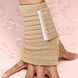 Best Quality Wrist Braces - SymWell(TM) Elastic for Palm Wrap Hand Brace Support Review