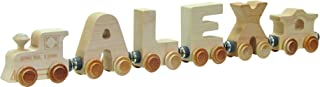 product image for Clear Finish 4 Letter Name, Engine, Caboose - Made in USA