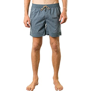 9f82732b09 Amazon.com: Rusty Men's Sabu Elastic All Day Boardshorts,38,Black: Clothing