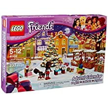 LEGO Friends 41102 Advent Calendar Building Kit (Discontinued by manufacturer)