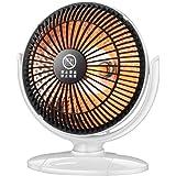 سخان كهربائي صغير للمنزل والمكتب والشتاء لتدفئة الهواء من لودوني, ابيض, CN Plug