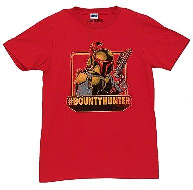 Star Wars Movie Boba Fett Impressions Licensed Adult T-Shirt
