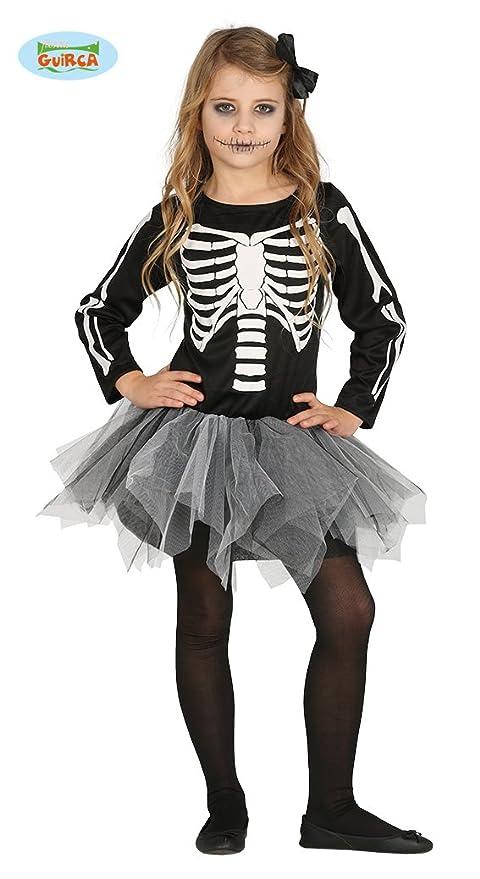 Vestiti Halloween Bambina 3 Anni.Guirca Costume Vestito Abito Travestimento Carnevale Halloween