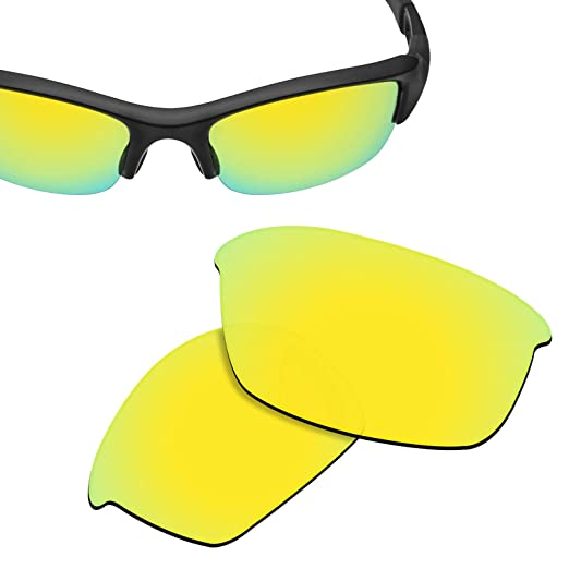 0651f6ef15e New 1.8mm Thick UV400 Replacement Lenses for Oakley Flak Jacket - Options