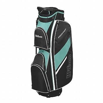 Wilson, Bolsa de golf para carrito de mujer, Bolsa de golf con 14 compartimentos