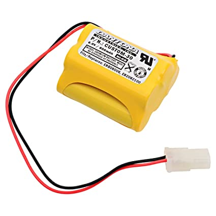 Emergency Lighting Replacement Battery Replaces Airtech Prescolite Dc And More